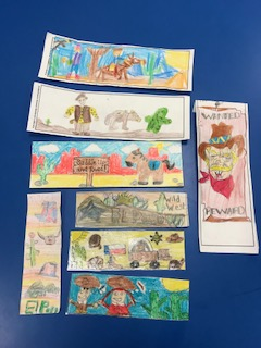 Students Enter Bookmark Contest