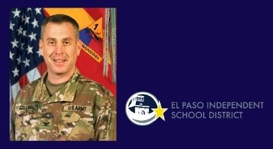 Collins named military ex-officio member of EPISD Board of Trustees