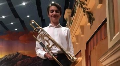 Coronado trombonist to take part in Philadelphia International Music Festival virtual master class