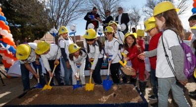 Work on new Don Haskins School begins