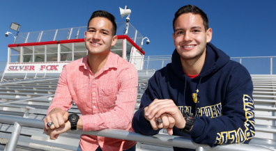 Jefferson/Silva twins earn spots at West Point and Annapolis academies