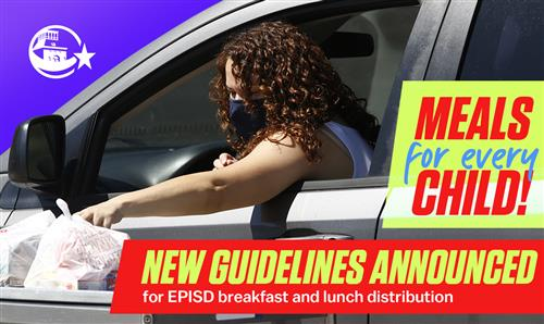 New Meal Guidelines EPISD