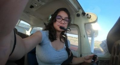 Franklin senior on track to earning pilot license