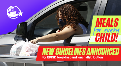 EPISD to offer free meals for all children starting Monday