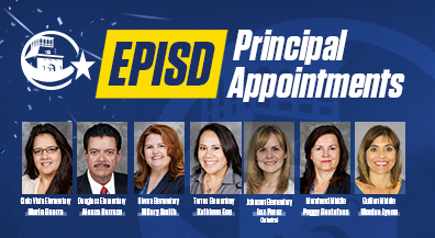 EPISD makes principal appointments