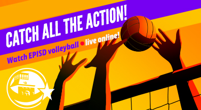 EPISD volleyball games to be live streamed over web, new app