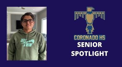 EPISD Senior Spotlight: Jai Patel, Coronado High