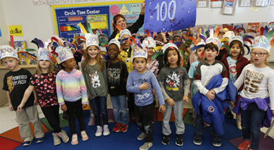 EPISD celebrates 100th day of learning