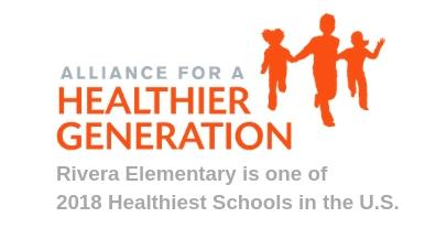 Rivera Elementary is one of the healthiest schools in America