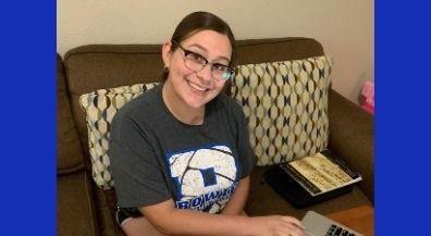 Senior Spotlight: Cynthia Tarin, Bowie High