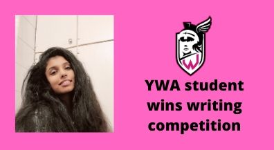 YWA student to represent El Paso in Do the Write Thing