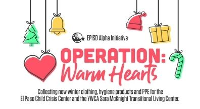 Alpha initiative launches Operation:Warm Hearts