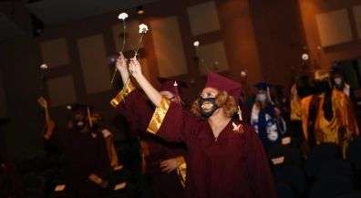 Summer graduation adds more than 50 members to the historic EPISD Class of 2020