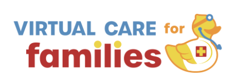 Virtual Care for Kids logo