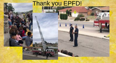 El Paso Fire Department Shares Fire Safety