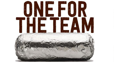 Chapin Swim Team Chipotle Spirit Night: March 11