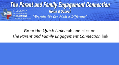 The Parent and Family Engagement Connection